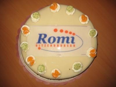 romi-taart